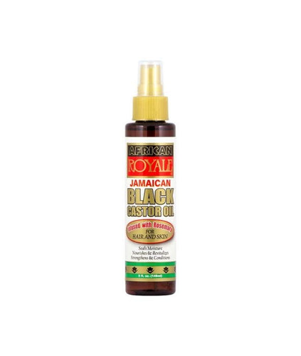 African Royale Black Castor Oil 5oz