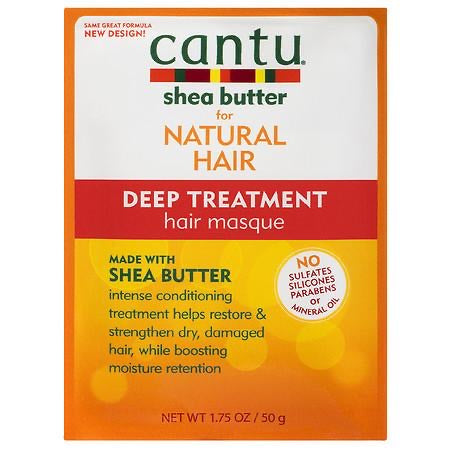 Cantu Shea Butter Deep Treatment Hair Masque 1.75 oz