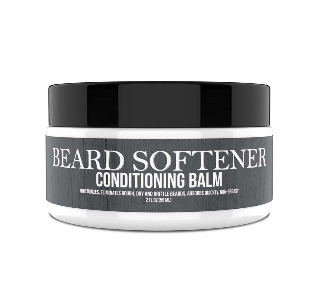 Uncle Jimmy Beard Softener Conditioning Balm 2 oz