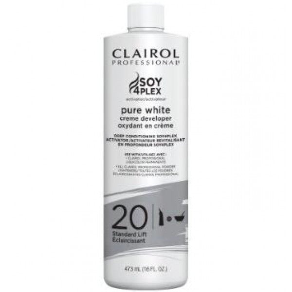 Clairol Professional Pure White Developer 20 Vol. 16 fl oz