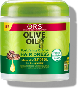 ORS Olive Oil Fortifying Creme Hair Dress 6 oz