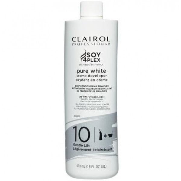 Clairol Professional Pure White Creme Developer 10 Vol. 16 fl oz