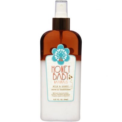 Honey Baby Naturals Milk & Honey Leave In Conditioner 8.25 fl oz