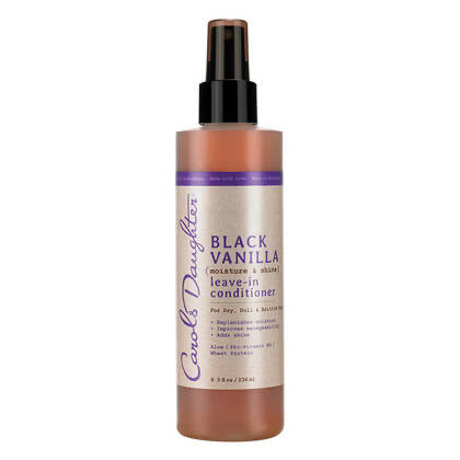 Carol's Daughter Black Vanilla Leave In Conditioner 8 fl oz