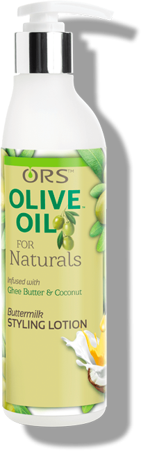 ORS Olive Oil For Naturals Buttermilk Styling Lotion 8.5 oz