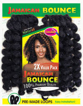 Load image into Gallery viewer, Urban Beauty Naturall Jamaican Bounce 2X Value Pack