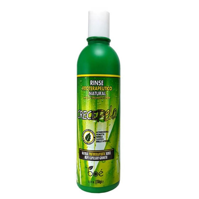 Crece Pelo Natural Phitoterapeutic Rinse 12 oz