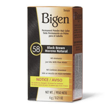 Load image into Gallery viewer, Bigen Semi Permanent Powder Hair Color 6 g