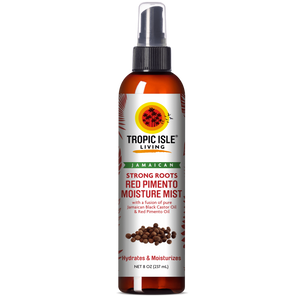 Tropic Isle Living Strong Roots Red Pimento Moisture Mist 8 oz