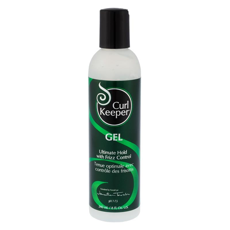 Curl Keeper Gel 8 oz