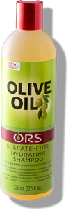 ORS Olive Oil Sulfate Free Hydrating Shampoo 12.5 oz