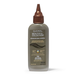 Clairol Professional Beautiful Collection Advanced Gray Semi Permanent Color 3 fl