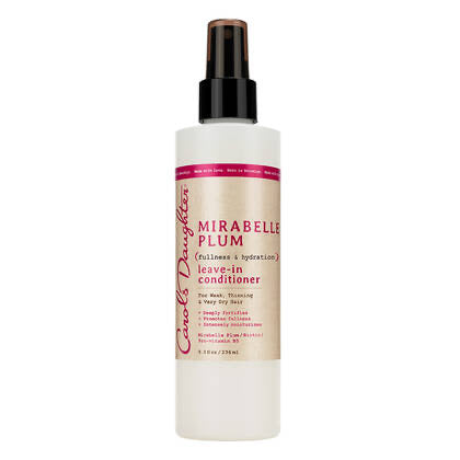 Carols Daughter Mirabelle Plum Leave In Conditioner 8 fl oz