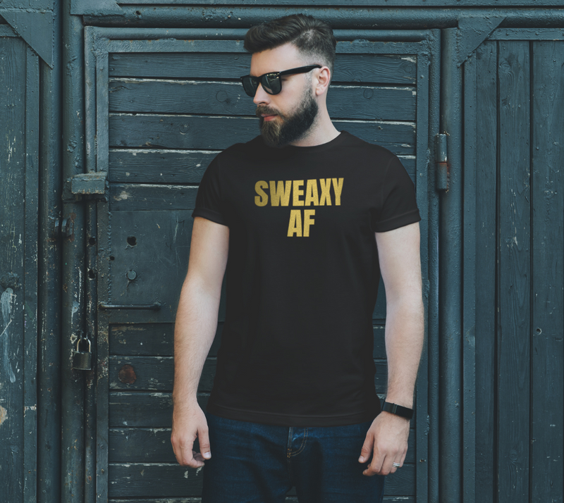 Metallic SWEAXYAF Unisex T-Shirt