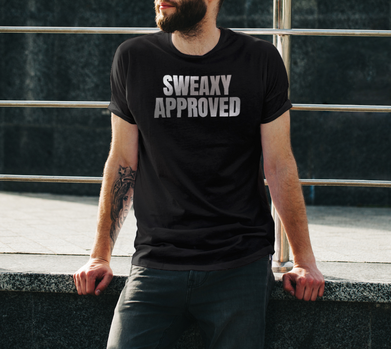 Metallic Sweaxy Approved Unisex T-Shirt