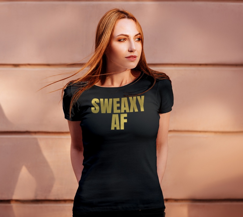 Sweaxy Bosses Tee - #PhillyGirlFire