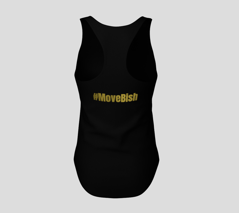 Sweaxy Bosses Tank - #MoveBish