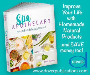 Spa Apothecary - Natural Bath & Beauty Recipes