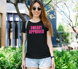 Pink Vinyl Sweaxy Approved T-Shirt