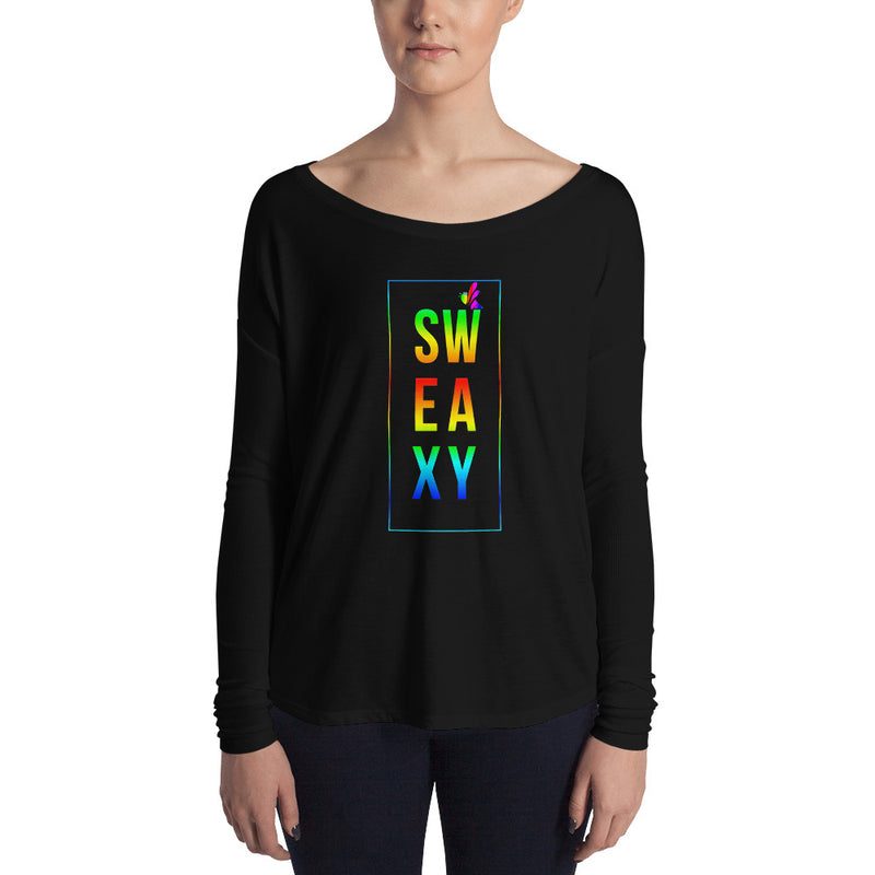 Women's Long Sleeve Tee - SweaxyPride