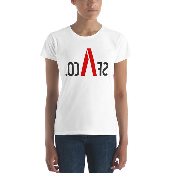 Women's Short Sleeve T-shirt - SF A CO