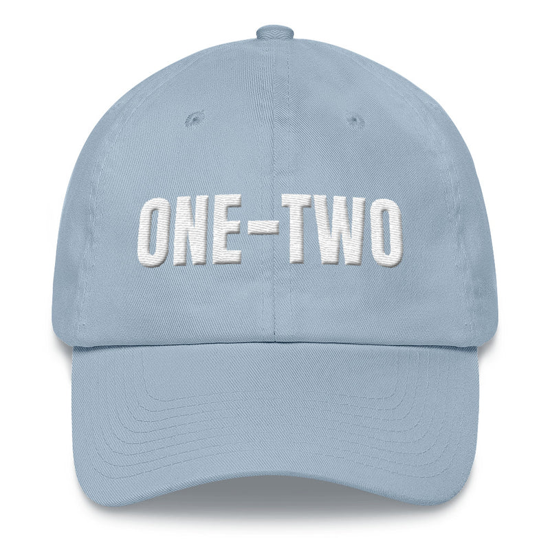 Curved Bill Hat - One-Two