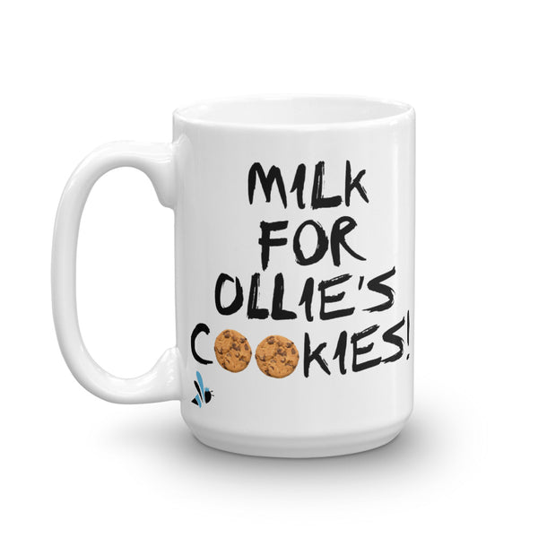 Mug - Milk For Ollie's Cookies