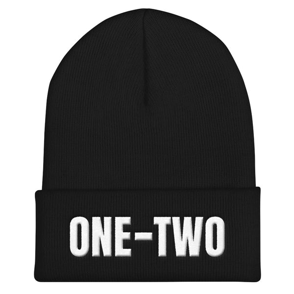 Cuffed Beanie - One-Two
