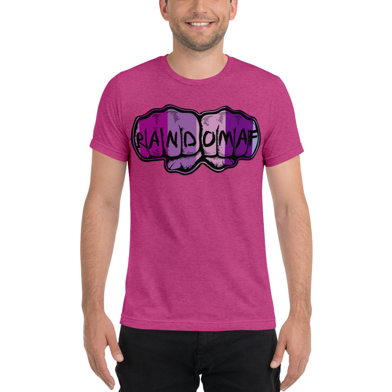Unisex Short Sleeve T-shirt - RandomAF