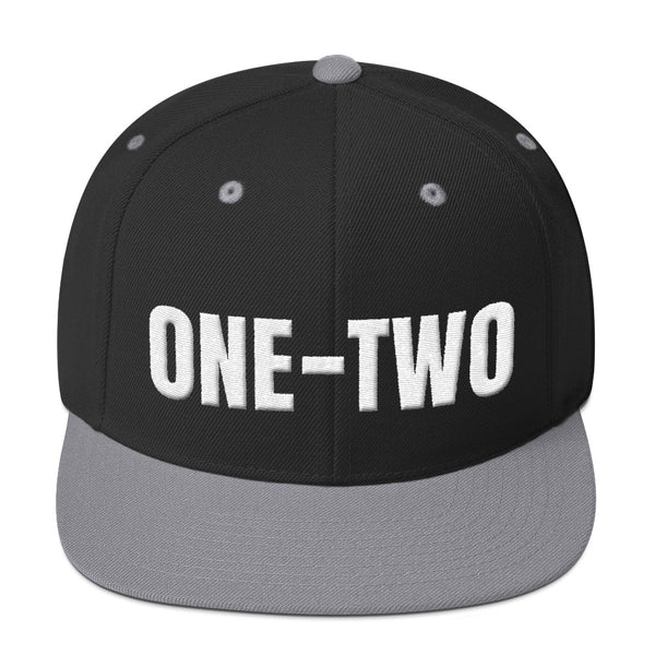 Snapback Hat - One-Two