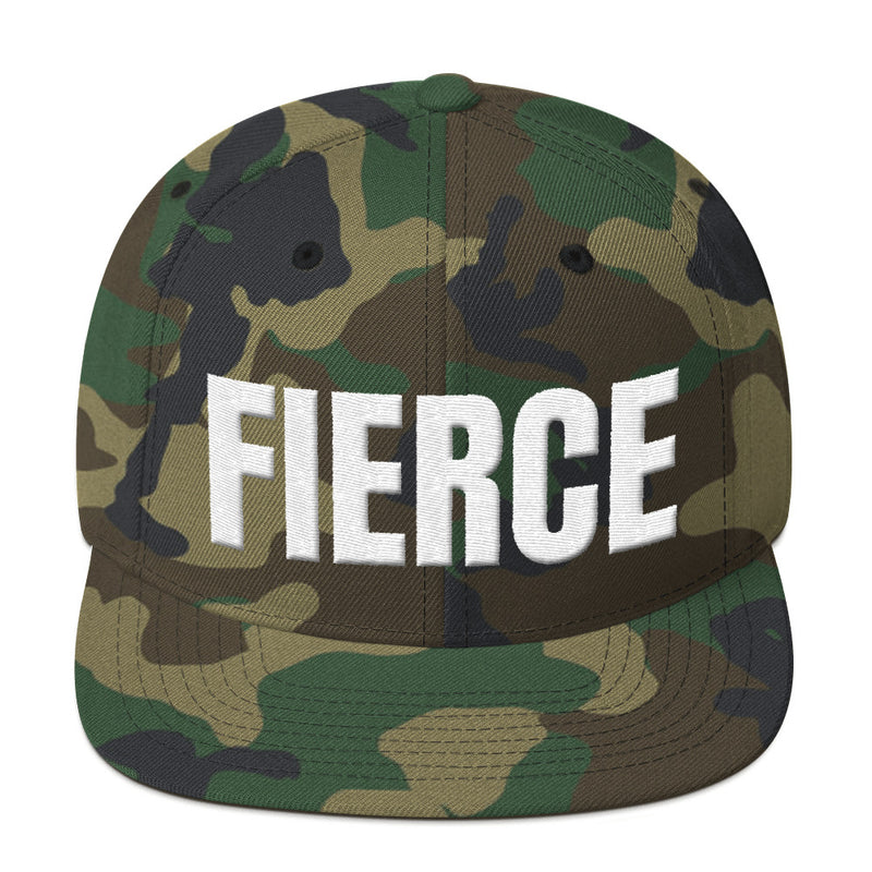 Snapback Hat - FIERCE