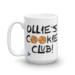 Mug - Ollie's Cookie Club