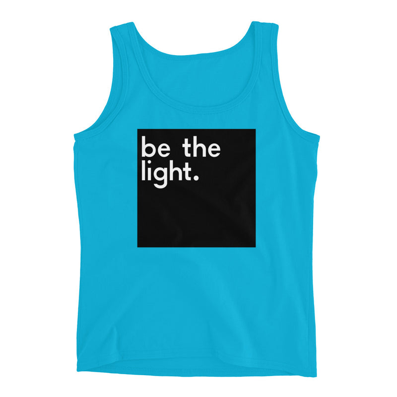 Be The Light Ladies' Tank