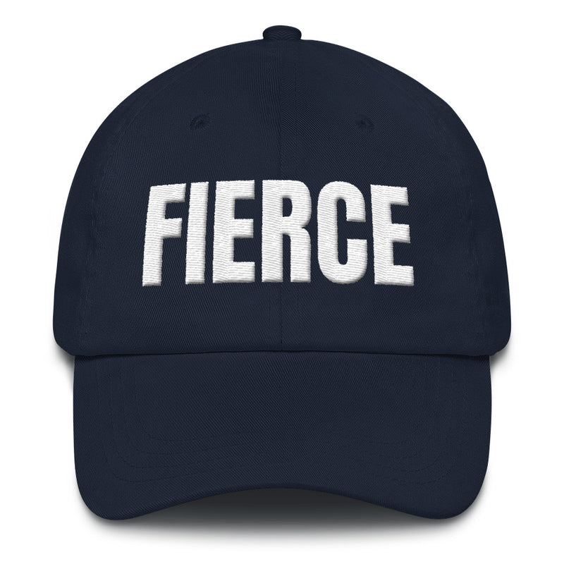 Curved Bill Hat - FIERCE