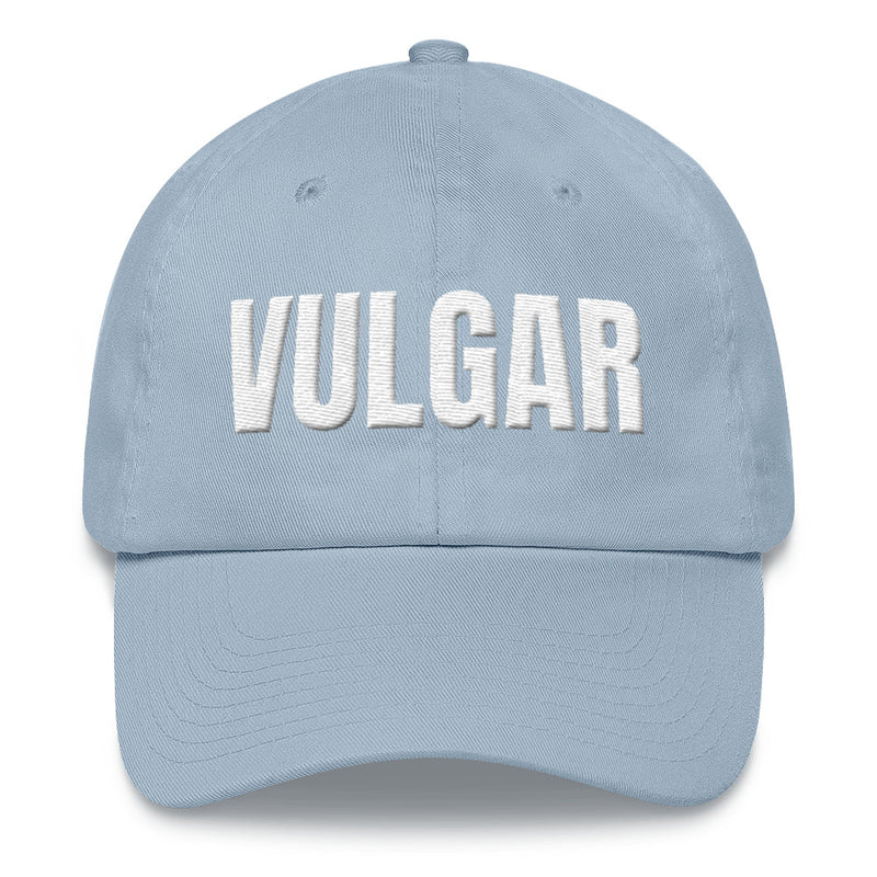 Curved Bill Hat - VULGAR