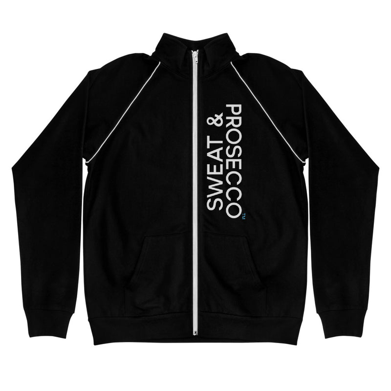 Sweaxy Bosses Piped Fleece Jacket