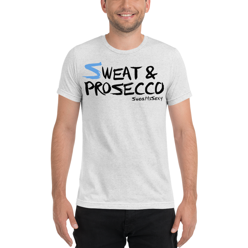 Short Sleeve T-Shirt - Sweat & Prosecco - Light