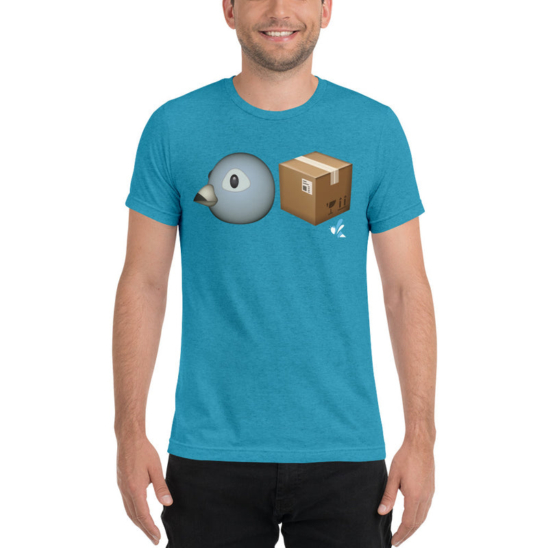 Unisex Short Sleeve T-Shirt - Bird Box