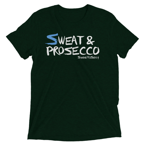 Short Sleeve T-Shirt - Sweat & Prosecco - Dark