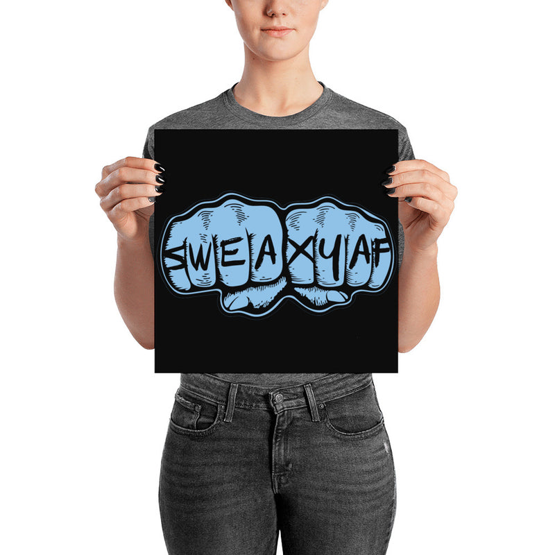 Poster - SweaxyAF