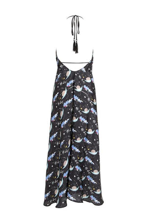 Ibiza Dress-Midnight Karoo