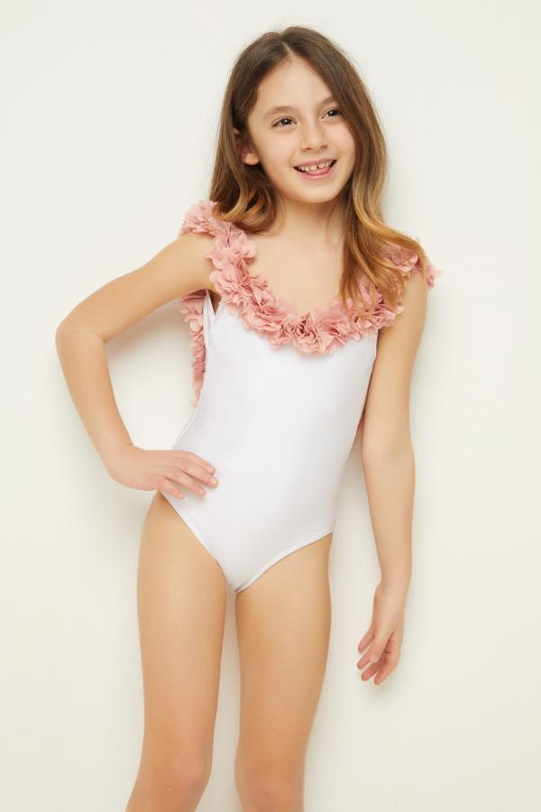 Flower one piece