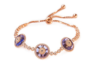 Luxury Evil Eye Bracelet