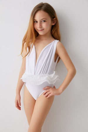 Ballerina one pice swimsuit