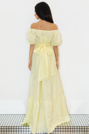 Princess Maxi Yellow