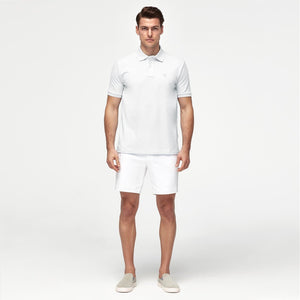 Bruce Polo Shirt White