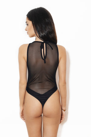 Marbella Black One piece
