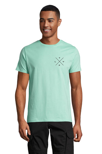 Loyal To The Foil T-Shirt - 'X' Logo