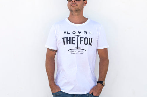 The Classic '#Loyal To The Foil' Hydrofoil T-Shirt