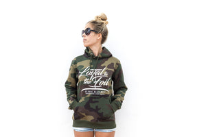 Loyal To The Foil Pullover Hoodie - Camo - FREE MERCH INCLUDED!